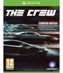 The Crew Limited Edition [Xbox One]